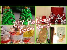 diy christmas room decorations easy