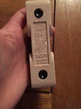 old fuse vintage rewirable mem ceramic fuse carriers fuses big 30a amp 500v old