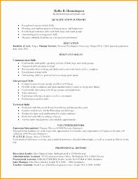 Skills Abilities For Resume Magnificent Samples Of Skills And Abilities In Resumes Awesome Resume Skills And