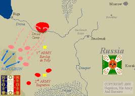 Dataviz History Charles Minards Flow Map Of Napoleons