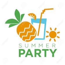 summer party clipart. Wonderful Summer Banque Du0027images  T Vacances Voyage Vecteur T Cocktail Et Soleil With Summer Party Clipart