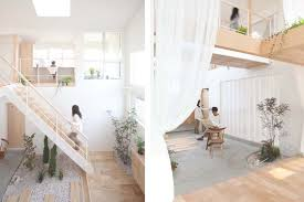 office natural light. alts design office kofunaki house natural light « inhabitat \u2013 green design, innovation, architecture, building