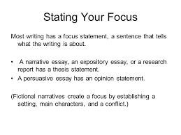 writing basics getting started relax your first draft doesn t  7 stating