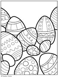 Bunny Coloring Pages Printable Free Easter Sheets Rabbit Printab
