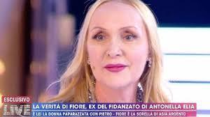 Pietro Delle Piane mente ancora | Fiore Argento manovrata per il GF Vip