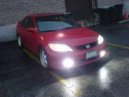 How To Install Fog Lights On Honda Civic 2005 2005 Civic Fog Lights Civic Forumz Honda Civic Forum