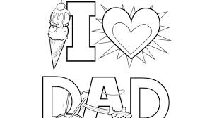 Small Picture Coloring Pages For Dads Best Dad On nebulosabarcom