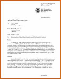 Good Moral Character Letter For Immigrat Downloads Sample