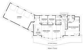 One Level Ranch Style Home Floor Plans Luxury One Level House    One Level Ranch Style Home Floor Plans Luxury One Level House Plans