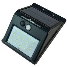 Led Buitenwandlamp Op Zonne Energie Met Sensor
