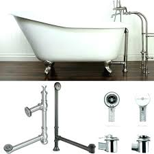 bathtub drain shoe bathtub drain pipe