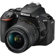 Nikon D5600 DSLR Camera with 18-55mm Lens 1576 B&H Photo Video