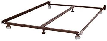 Knickerbocker Metal Bed Frame (Fits Twin, Full, Queen, King, Cal King) Low Profile Bed Frame