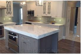 kitchen island countertop is calcutta marble with eased edge calcutta gold white marble countertops