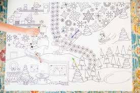 Make your world more colorful with printable coloring pages from crayola. Holiday Coloring Pages An Oversized Christmas Coloring Page Printable