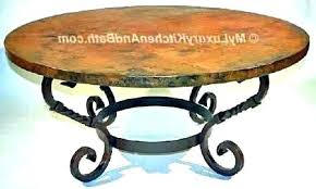 wrought iron coffee table base iron coffee table base wrought iron table legs bases round coffee