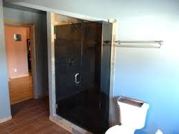 tinted glass shower doors tinted shower glass bronze tinted glass shower door