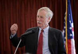 Maine's Angus King, an independent, could have key role over Gorsuch - The  Boston Globe