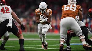 Keaontay Ingram - Football - University of Texas Athletics