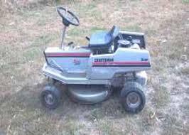 old sears riding lawn mowers. vintage craftsman riding lawn mower - $100 (lafayette) for sale in . old sears mowers
