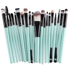 15 20pcs set professional makeup brush set