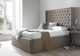 upholstered beds. Brilliant Beds Islington Upholstered Bed Frame  In Beds N