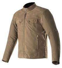 alpinestars ray canvas v2 motorcycle textile jacket