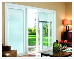 glass door blinds inside s sliding doors with home depot glass door blinds
