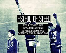 Fist full of steel lyrics