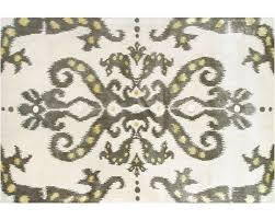 area rugs thamesport hand tufted cream green area rug