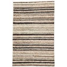 jaipur living hemlock 5 x 8 hand woven jute area rug in light blue