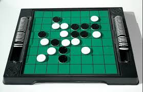 Wooden Othello Board Game Othello Cathedral Wars and the power of a board game Samira 89
