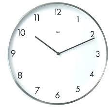 modern wall clocks oversized modern wall clock black and white wall clocks aluminum wall clock modern wall clocks brilliant large modern wall clocks