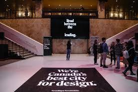 Design Conference Toronto 2018 Rgd Designthinkers Toronto 2018 Fonts In Use