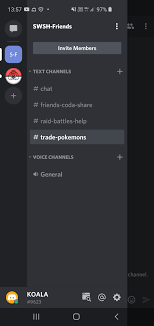 everyone can add discord channel that i made for pokemon sword and shield:  SwitchFCSwap