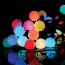 Laitcom <b>Гирлянда светодиодная Fiesta</b> big ball с контроллером ...