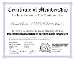 my qualifications stocks home inspection my qualifications