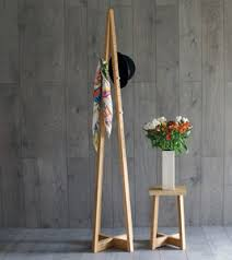 Slim Coat Rack Unusual Coat Racks 80