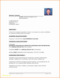 How To Create A Resume Using Microsoft Word 2010 New Resume In