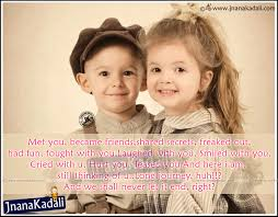Cute Baby Couple Images With Hindi Quotes Best Hd Wallpaper Dp Of