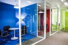 design for office. WTL Design Demonstrate Their Expertise In Office With JD.com Headquarters; Brand Specific, Creative And Look!, Small Breakout Rooms Where People Can For
