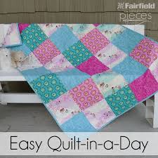 Best 25+ Quilt in a day ideas on Pinterest | Easy baby quilt ... & Sometimes you need a quilt on really short notice, so you need a go- Adamdwight.com