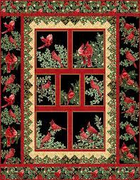 258 best eQuilter Free Pattern Designer images on Pinterest | Free ... & Free eQuilter Pattern - Festive Cardinals http://www.equilter.com/ Adamdwight.com