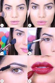 fast makeup tutorial facebook twitter google