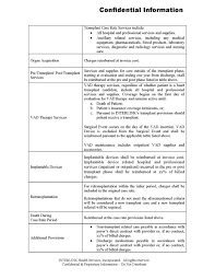 Sample Contract Summary Template contract summary template Besikeighty24co 1