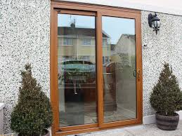 a upvc sliding patio door from costello windows offers the ideal way to open your home to an outside space