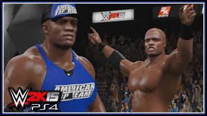 WWE 2K15 PS4 : Bobby Lashley Entrance ...