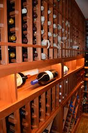wine rack lighting. Inviting Wine Cellar Racks To Keep Your Best Collections: Ideas With Rack Lighting