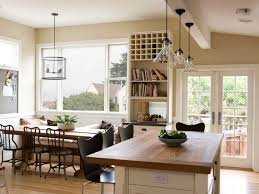 kitchen dining lighting. Perfect Lighting Drumlike Pendants Intended Kitchen Dining Lighting