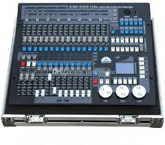 with flight case king kong 1024 dmx lighting consoles engineering professional stage lights pearl avolite controllers dj disco equipment king kong 1024 dmx